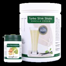 Turbo Slim Shake Vanilla Cream - 560 g