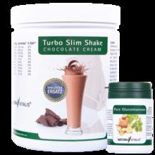 Turbo Slim Shake Chocolate Cream - 560 g